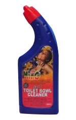 King Lime fresh toilet Bowl Cleaner (Lime & Floral Frangrance) - 625ml, 4L