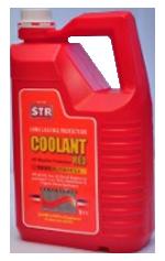 Radiator Coolant - Red - 4L